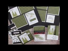 Pining for Plaid October 2017 Paper Pumpkin Kit Alternate Ideas - Stamp Your Art Out!