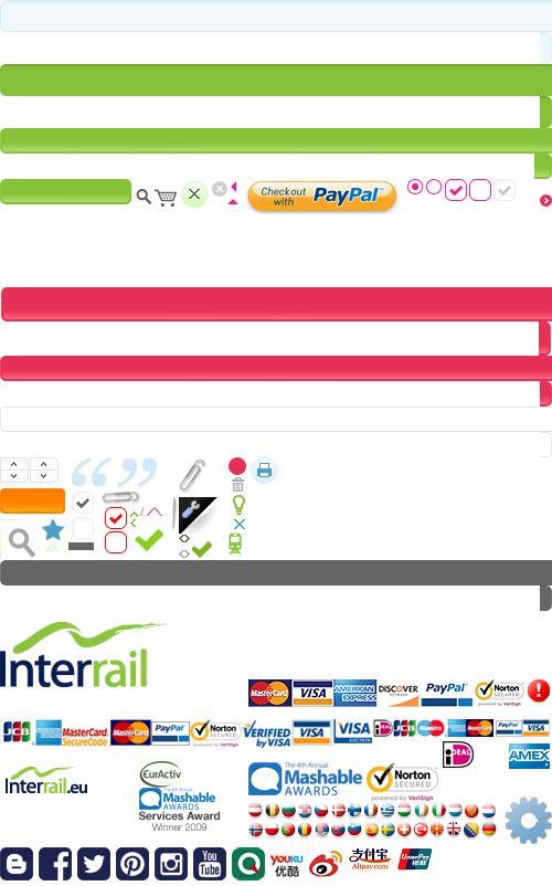 Interrail: The rail adventure awaits! | Interrail.eu