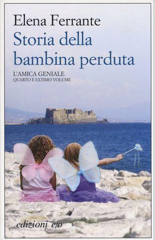 Elena Ferrante, Storia della bambina perduta, #lessissexy #lettura&benessere