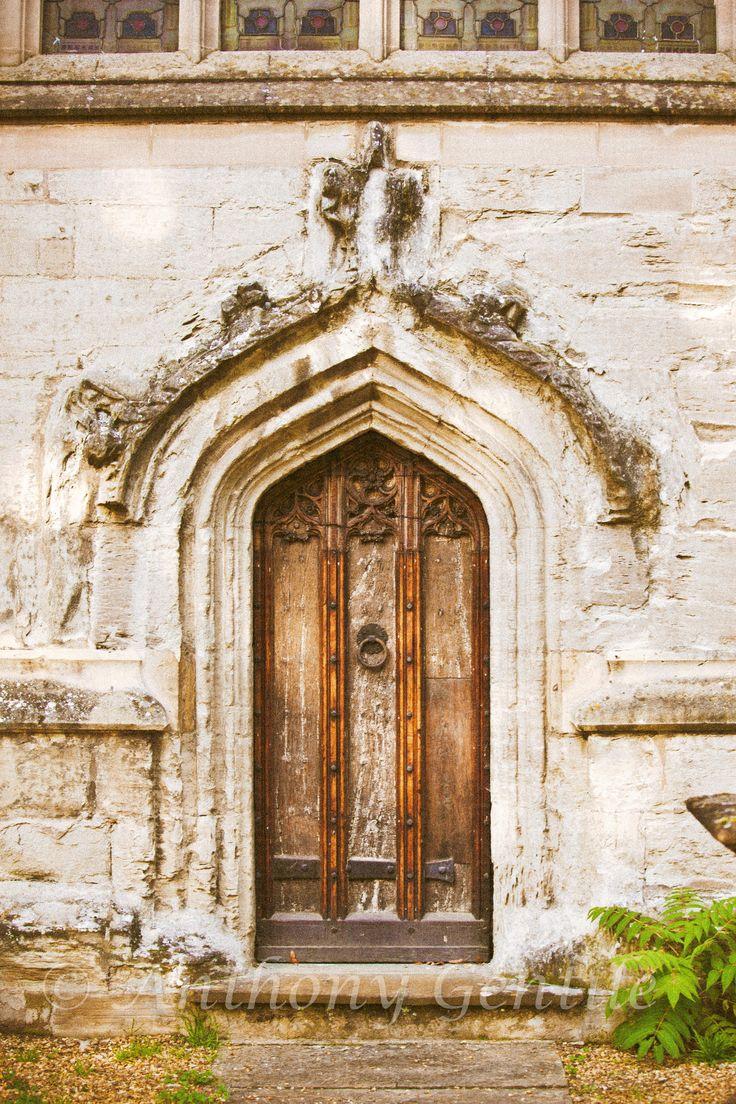 Where Shakespeare Sleeps. #William #Shakespeare #England #UK #Europe #door #anthonygentilephotography