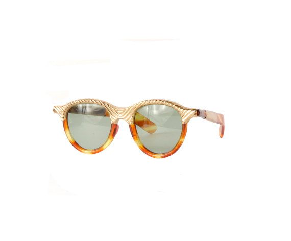Vintage 50s Sunglasses  Foster Grant  Foster by northstarvintage