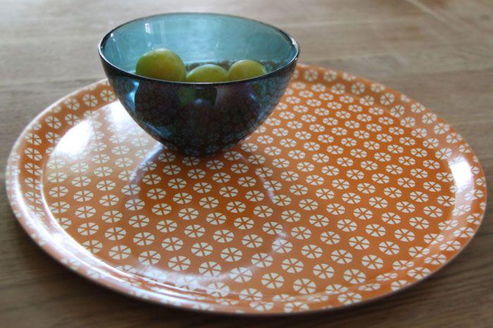 TP tray orange by toodeloo