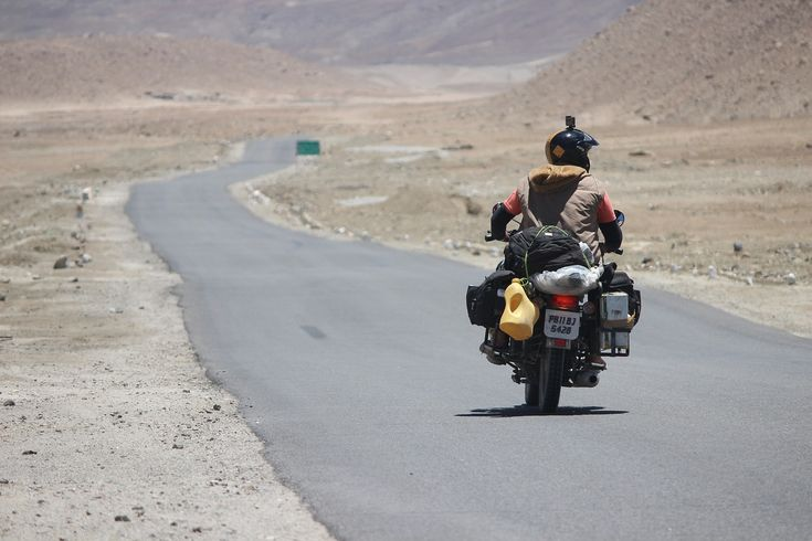 The 220km drive from Tso Moriri to Leh takes six to seven hours. Leave early in the morning, after Upshi, you are in Gompa land and can visit one or more..