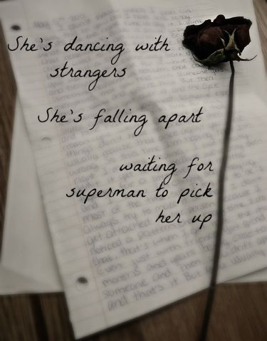 Waiting for Superman- Daughtry