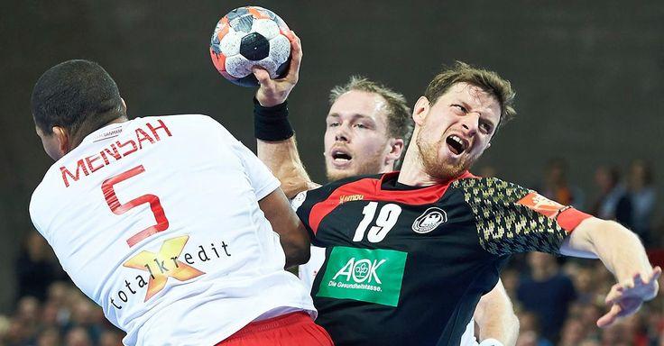 auch nicht schlecht. Mitfiebern ging sogar per Live-stream aus dem Ausland...mit dt. VPN-Tunnel :-) Zittern mit den deutschen Handball-Männern! Knapper Sieg reicht fürs Halbfinale