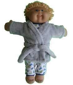 "Several free patterns for 17"" Cabbage Patch Kids"