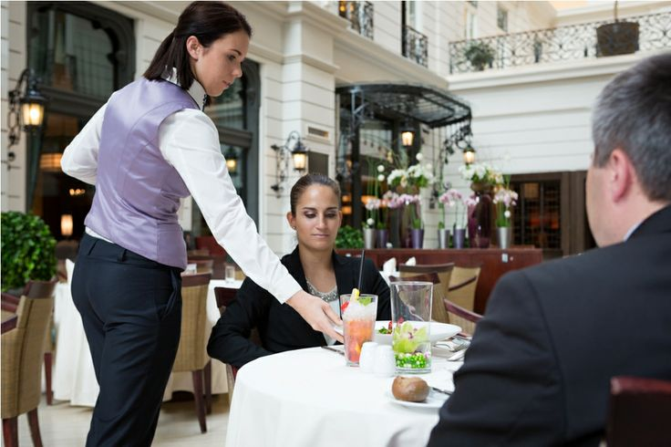 Enjoy the intimate ambience at Brasserie&Atrium Restaurant.  http://www.corinthia.com/hotels/budapest/dining-and-bars/