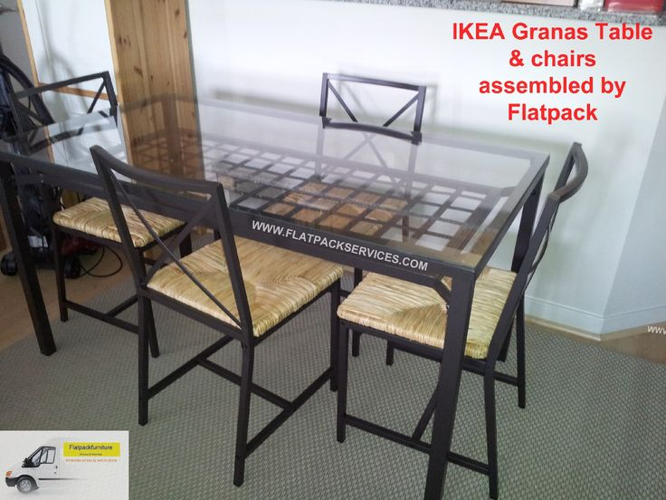 IKEA Granas Table U0026 Chair Set Assembled By IKEA BY Flatpack Assembly In  Baltimore, MD