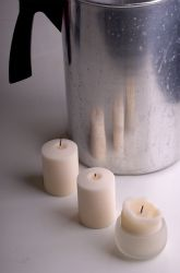 Making Candles from Old Candles