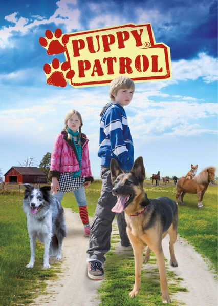 Puppy Patrol - Mark, Tessa, their little sister, Sara, and their super-smart dog, Max, rescue puppies and solve mysteries at their parents' kennel.
