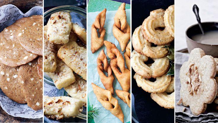 Julebag: Alle julens skønneste kager