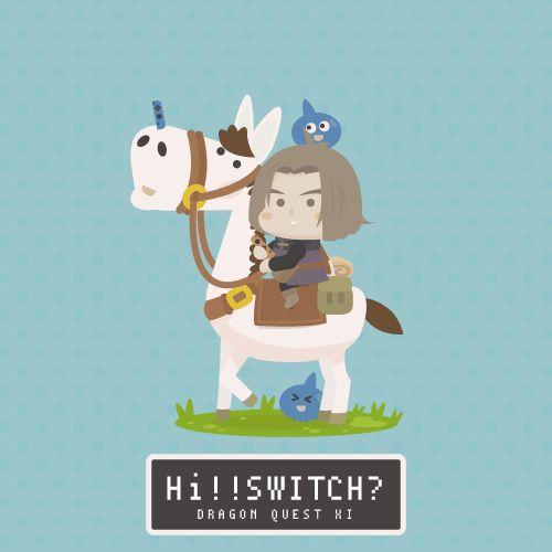 DQXI #イラスト #ドラゴンクエスト11 #かわいい #勇者 #DQ11 #DQXI #illustagram #illustrator #kawaii #squareenix #game #ps4 #3ds #switch #game #sony #nintendo #japan #show #brave
