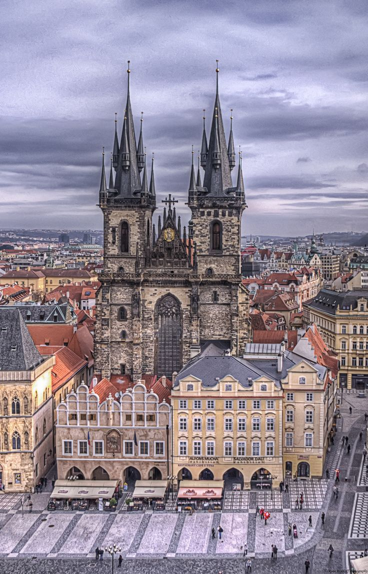 Prague, Czech Republic                                                                                                                                                                                 More