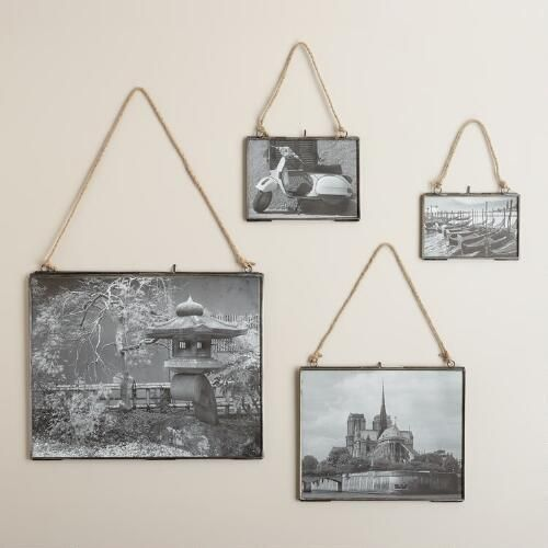 One of my favorite discoveries at WorldMarket.com: Reese Horizontal Wall Frames