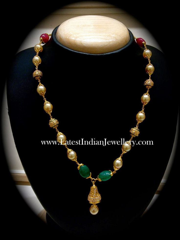 South Sea Pearls Beads Chain