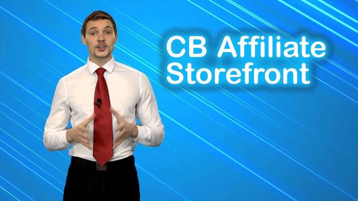 CB Affiliate Storefront-CBproads