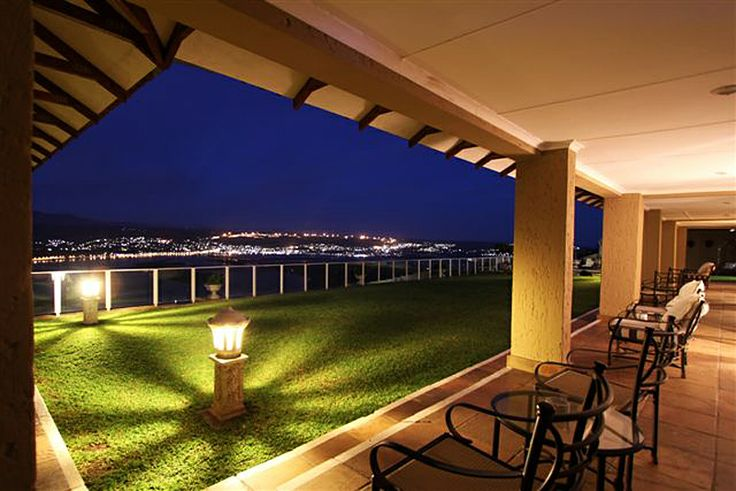Villa Castollini Guest House in Knysna, Western Cape - Garden Route. a five star Tuscan-styled villa that overlooks the beautiful Knysna estuarine bay.