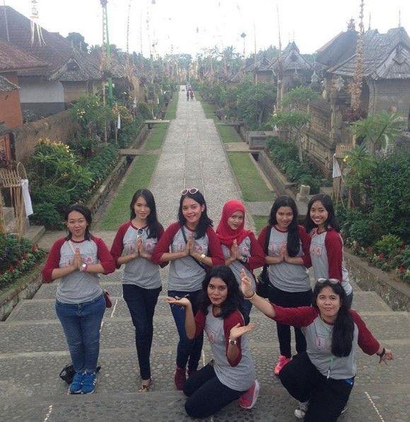 Jalan-Jalan di Desa penglipuran Bali