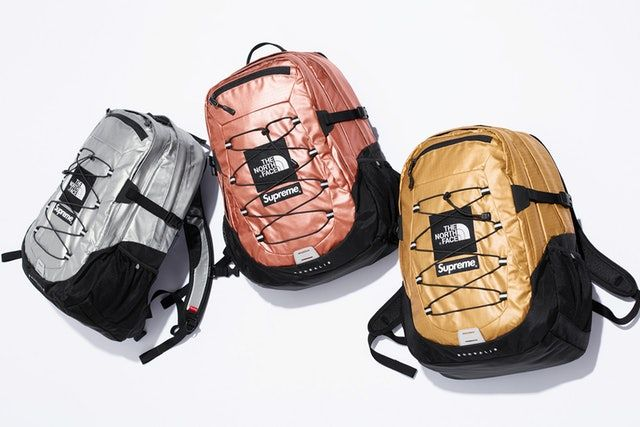 b8ce1b195 Supreme x The North Face Spring 2018 Metallic Collection | 休闲