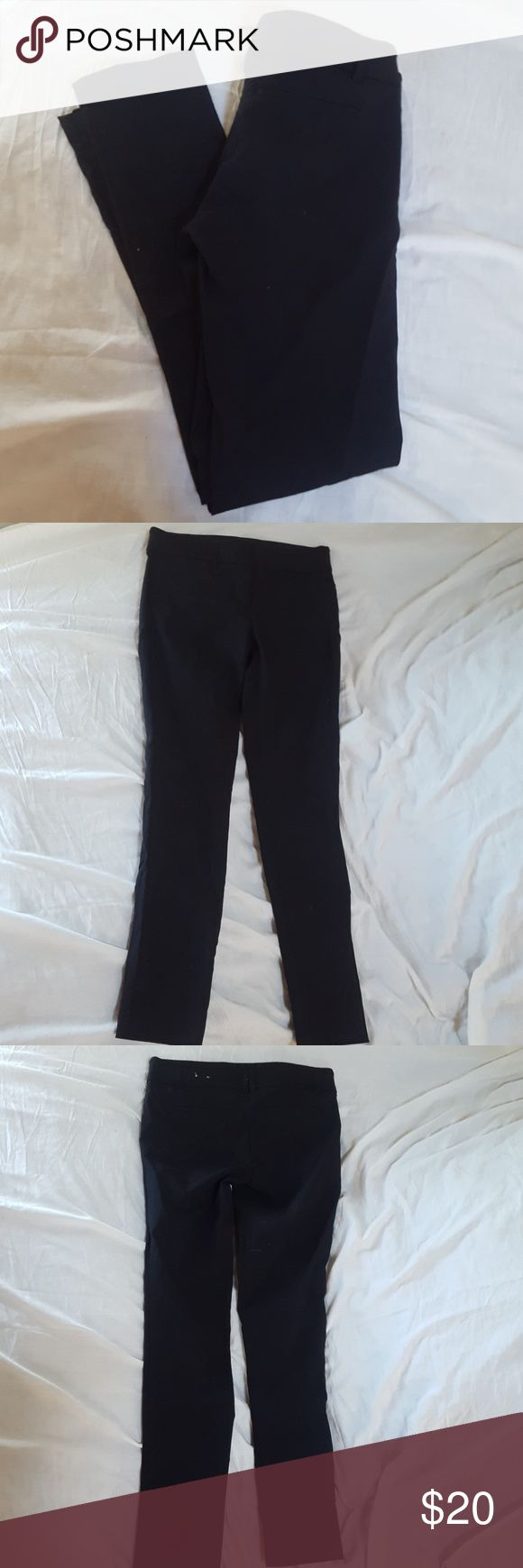 Candies Audrey skinny dress pant Black skinny dress pants never worn but no tags Candie's Pants Skinny