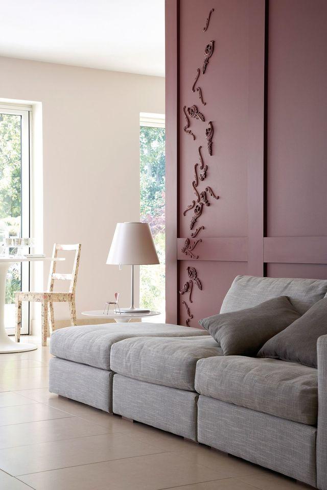 Couleur salon moderne quelle couleur choisir d co Peinture salon moderne