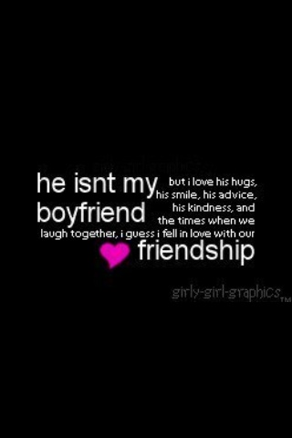 my best friend is a guy