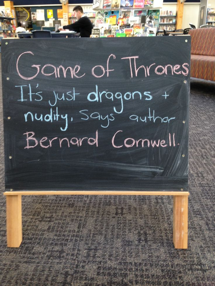 44 best library displays images on pinterest library displays game of thrones vs the last kingdom fandeluxe Choice Image