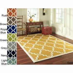Inexpensive Rug! Just got this for my kitchen in mustard!