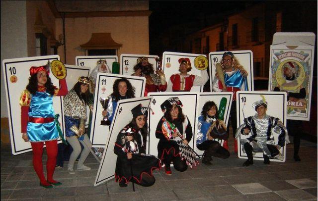 Disfraz de BARAJA DE CARTAS ESPAÑOLA