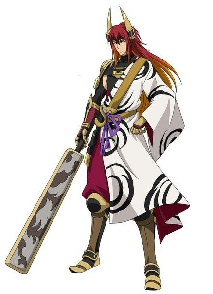Samurai 7 Anime Characters : Mitsunari ishida anime sengoku musou character design