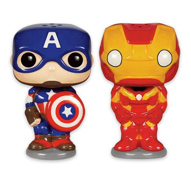 Marvel Pop! Salz- & Pfeffer-