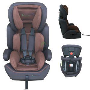 a auto asientos para ninos ks1 marron ninos asiento del coche auto sede asiento infantil 9 36kg grupo 123