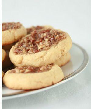 Pecan Pie Cookies      Pecan Pie Coo