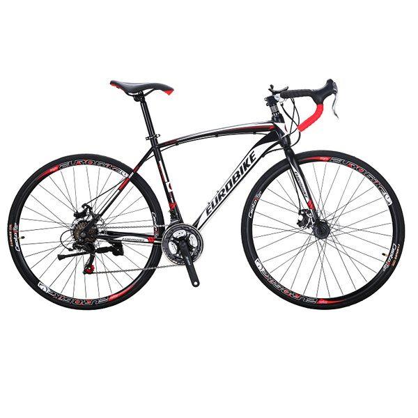 Road Bike Xc550 21speed Gears 700c Aluminum Wheels Road Bicycle