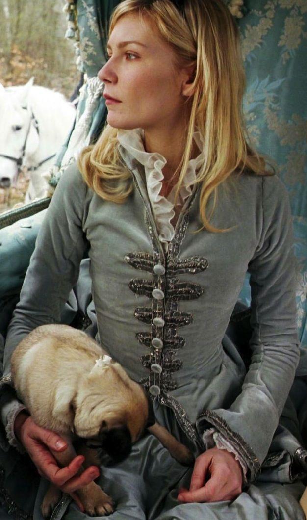 Kirsten Dunst as Marie Antoinette (2006). Costume Designer: Milena Canonero.