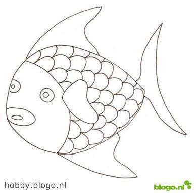 vis sjabloon - Google zoeken