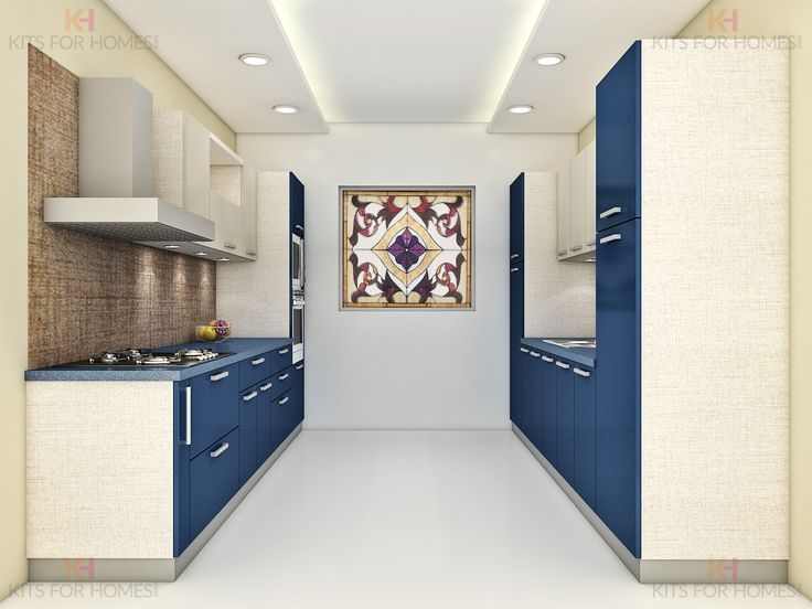 parallel shape kitchen interiordesign kitchendesign modularkitchen modern kitchen design on kitchen interior parallel id=31060
