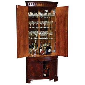 The 25+ best Corner liquor cabinet ideas on Pinterest | Corner bar ...