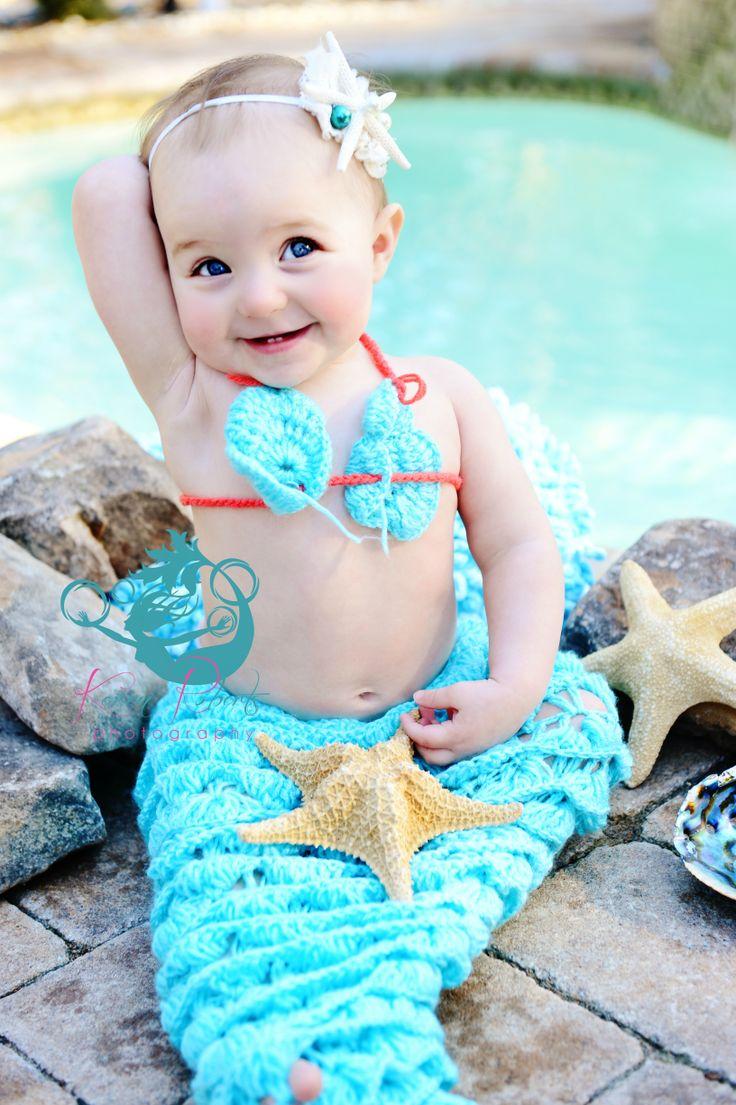 Uncategorized Baby Mermaids 33 best baby mermaids images on pinterest mermaid photo shoot karen roberts photography 12 month 1 year session