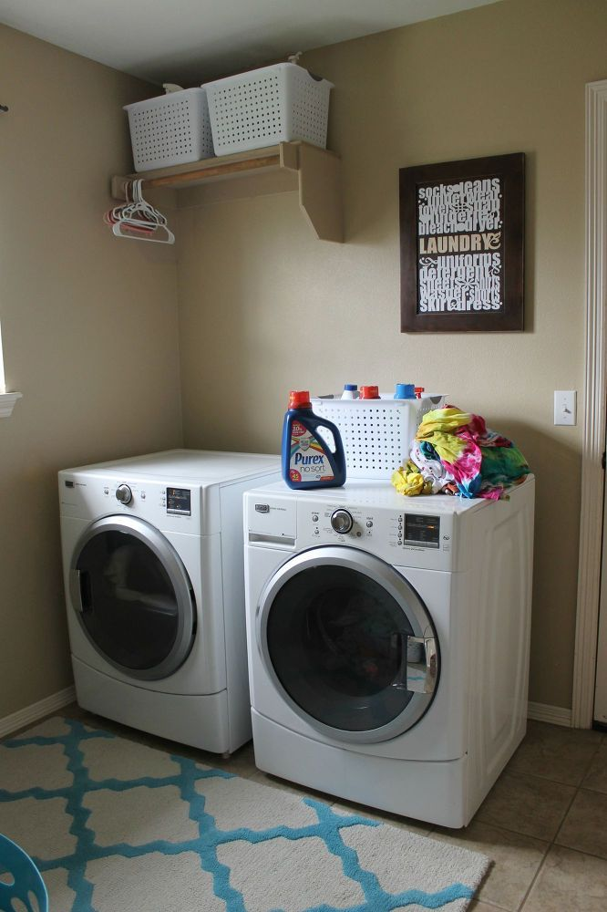 You may want to rethink your dingy washer & dryer when you see this