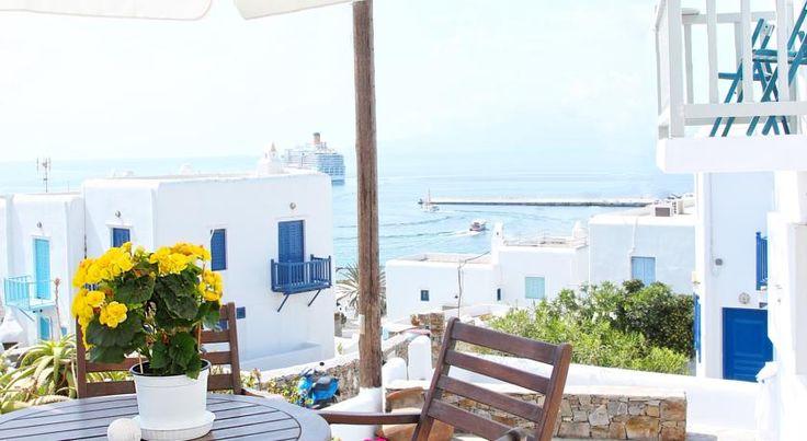 Booking.com: Myconian Inn - Миконос, Греция