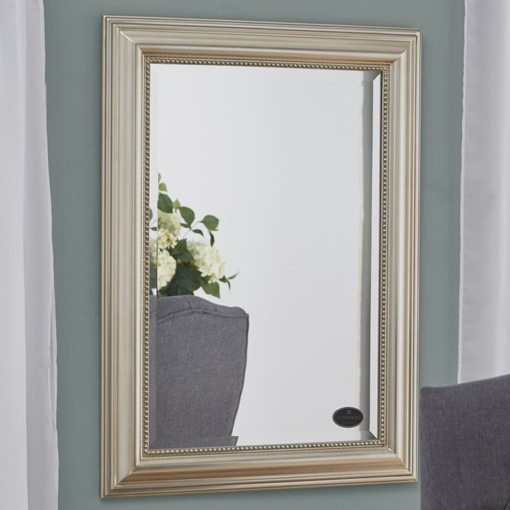 Campbell Rectangle Oversized Wall Mirror