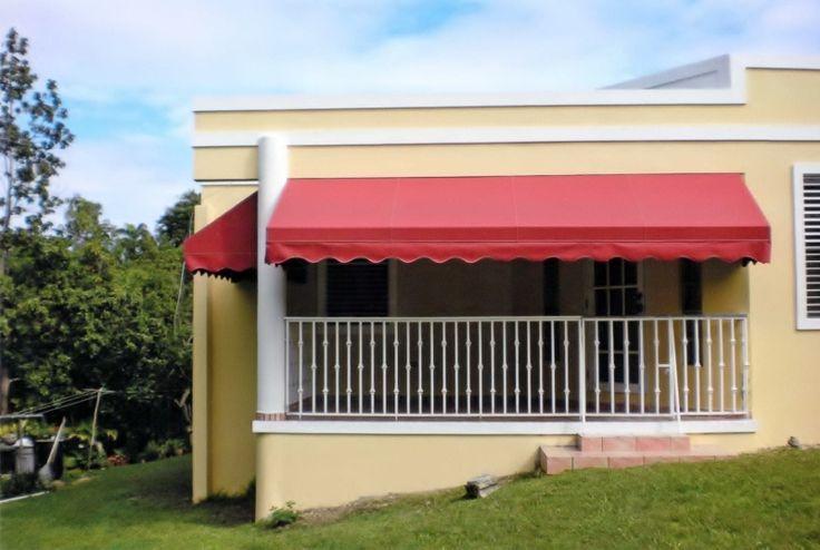 Las 25 mejores ideas sobre cortinas de lona en pinterest y - Cortinas para porche exterior ...