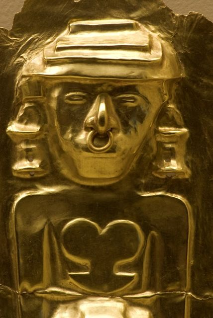 Museo del Oro, Bogotá