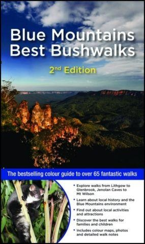 Blue Mountains Best Bushwalks, 2nd Edition, The Bestselling Colour Guide to over 65 Fantastic Walks by Veechi Stuart