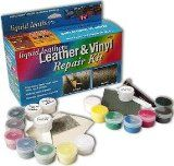 Liquid Leather Pro Leather and Vinyl Repair Kit  List Price: $14.99 Discount: $0.00 Sale Price: $14.99