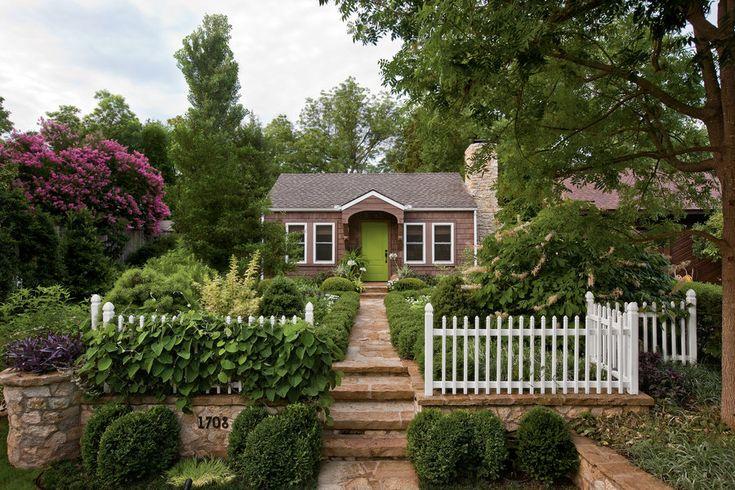 Cottage Front Garden Design
