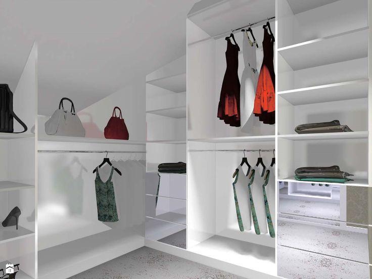 Garderoba styl Nowoczesny - zdjęcie od JLT DESIGN - Garderoba - Styl Nowoczesny - JLT DESIGN
