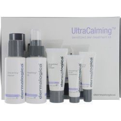 Dermalogica by Dermalogica UltraCalming Sensitized Skin Treatment Kit 5pcs by Dermalogica. $31.99. Please refer to the title for the exact description of the item. 100% SATISFACTION GUARANTEED. All of the products showcased throughout are 100% Original Brand Names.. Launched by the design house of Dermalogica in , Dermalogica by Dermalogica for Women posesses a blend of: It is recommended for wear.