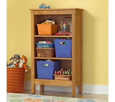 Natural Simple Bookcase
